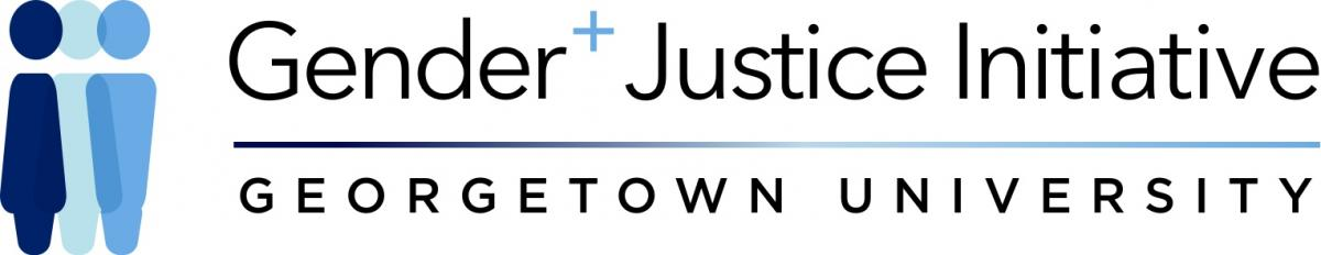 Logo for the Gender Justice Initiative