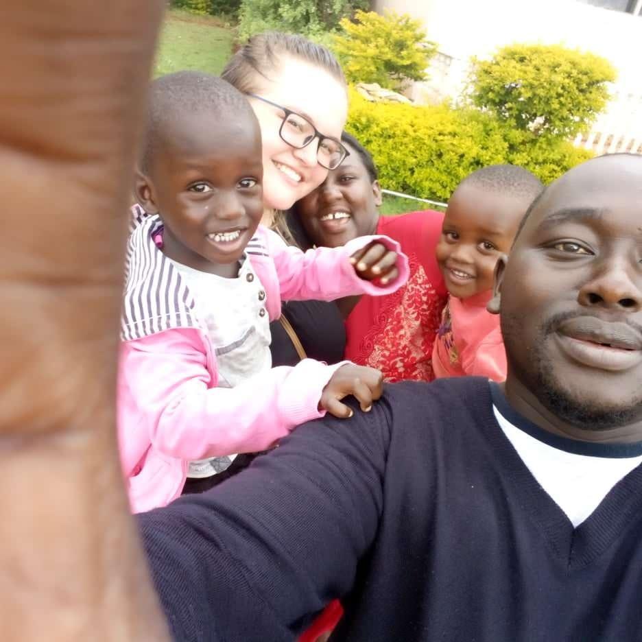 Sarah's host family